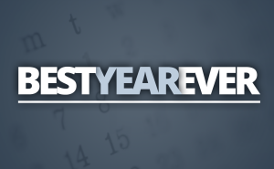best year ever - sermon title